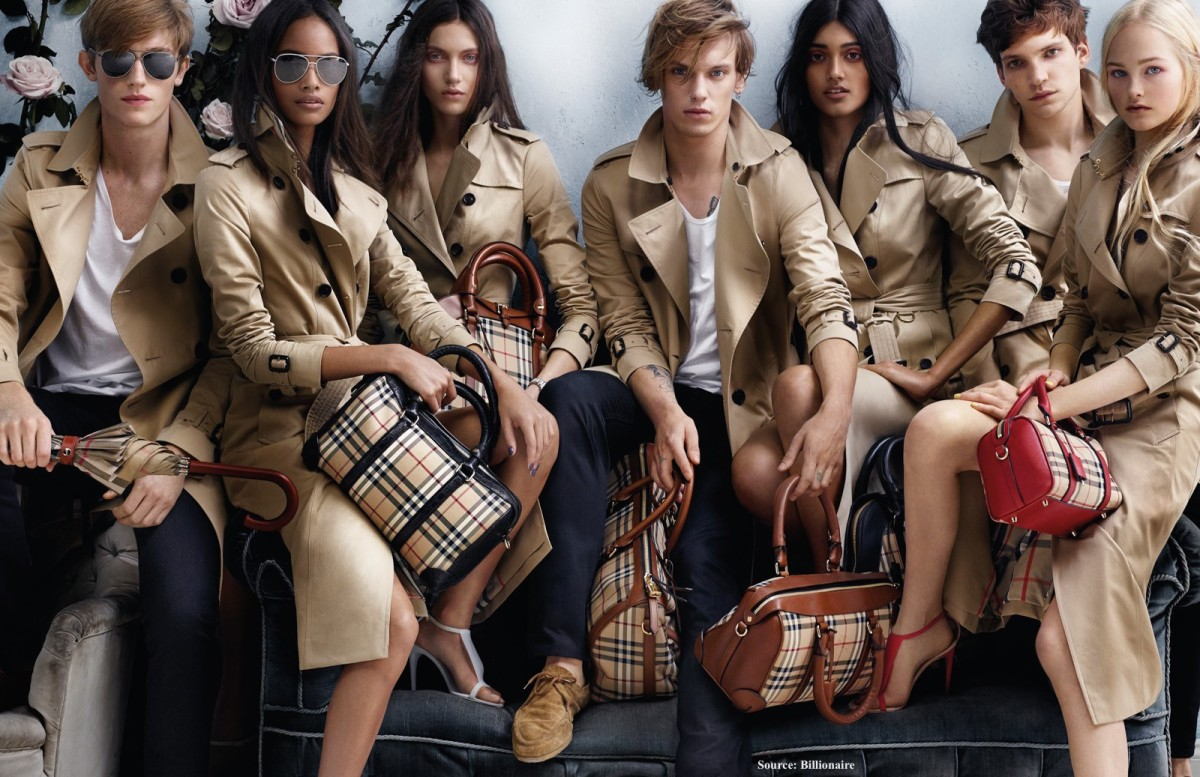 The Art of Disguise #8: Burberry brings the Whole Art of Trench Coats to display